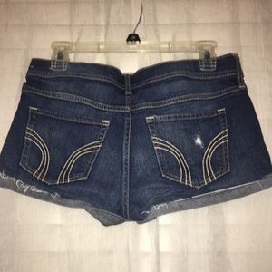 Hollister Shorts - Hollister jeans shorts.